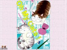 Wallpaper/fond d'écran Oh My Cats! / Oneko-Sama (Seinen)