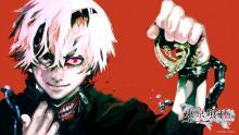 Wallpaper/fond d'écran Tokyo Ghoul / Toukyou Kushu (東京喰種) (Seinen)