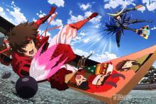Wallpaper/fond d'écran Sengoku Basara - Samurai Kings / Sengoku Basara (Animes)