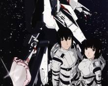 Wallpaper/fond d'écran Knights of Sidonia / Sidonia no Kishi - Knights of Sidonia (Animes)