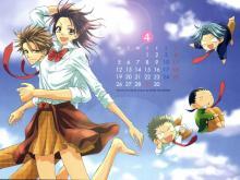 Wallpaper/fond d'écran Maid-sama! / Kaichou wa Maid-sama! (Shōjo)