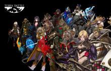 Wallpaper/fond d'écran Terra Battle /  (Jeux vidéo)