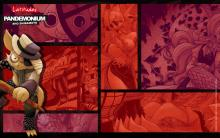 Wallpaper/fond d'écran Pandemonium / Pandemonium - Majutsushi no Mura (Seinen)
