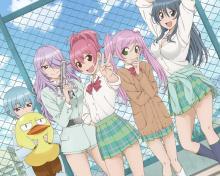 Wallpaper/fond d'écran Sabagebu ! Survival Game Club ! / Sabagebu! (Animes)