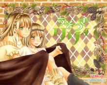 Wallpaper/fond d'écran Lily la Menteuse / Usotsuki Lily (うそつきリリィ) (Shōjo)