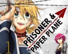 Wallpaper/fond d'écran Prisoner & Paper Plane / Shuujin to Kamihikouki - Shounen Paradox (囚人と紙飛行機 少年パ) (Shōjo)