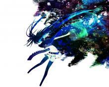 Wallpaper/fond d'écran Black★Rock Shooter - Innocent Soul / Black★Rock Shooter - Innocent Soul (Seinen)