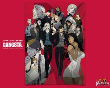 Wallpaper/fond d'écran Gangsta. / Gangsta. (ギャングスタ) (Animes)