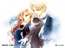 Wallpaper/fond d'écran Earl and the Fairy (The) / Hakushaku to Yousei (伯爵と妖精) - The Earl and the Fairy (Shōjo)