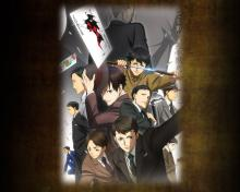 Wallpaper/fond d'écran Joker Game / Joker Game (ジョーカー・ゲーム) (Animes)