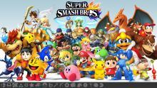 Wallpaper/fond d'écran Super Smash Bros. for Nintendo 3DS / for Wii U /  (Jeux vidéo)