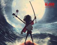 Wallpaper/fond d'écran Kubo et l'Armure Magique / Kubo and the Two Strings (Films d'animation)