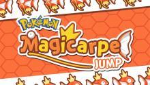 Wallpaper/fond d'écran Pokémon : Magicarpe Jump /  (Jeux vidéo)