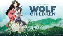 Wallpaper/fond d'écran Enfants loups, Ame et Yuki (Les) / Okami kodomo no Ame to Yuki (おおかみこどもの雨と雪) (Films d'animation)