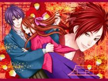 Wallpaper/fond d'écran Timeless Romance / Meikyuu Romantica (迷宮ロマンチカ) (Shōjo)