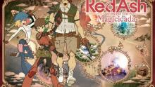 Wallpaper/fond d'écran Red Ash -Gearworld- / Red Ash -Gearworld- (Films d'animation)