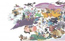 Wallpaper/fond d'écran Toriko / Toriko (トリコ) (Shōnen)