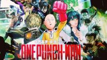 Wallpaper/fond d'écran One-Punch Man / One Punch-Man (Seinen)