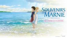 Wallpaper/fond d'écran Souvenirs de Marnie / Omoide no Marnie (思い出のマーニー) (Films d'animation)
