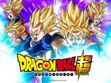Wallpaper/fond d'écran Dragon Ball Super / Dragon Ball Super (ドラゴンボール超(スーパー)) (Animes)