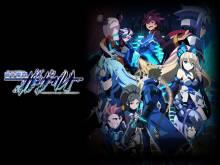 Wallpaper/fond d'écran Azure Striker Gunvolt / Aoki Raitei Gunvolt (蒼き雷霆 ガンヴォルト) - Armed blue: Gunvolt (OAV)