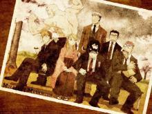 Wallpaper/fond d'écran Fullmetal Alchemist / Hagane no Renkin Jutsushi (Hagaren) (Animes)