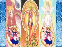 Wallpaper/fond d'écran Sailor Moon / Bishoujo Senshi Sailor Moon (Animes)