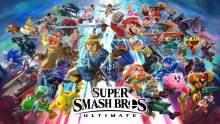 Wallpaper/fond d'écran Super Smash Bros. Ultimate / Dai rantō Smash Bros. SPECIAL (大乱闘スマッシュブラザーズ SPECIAL) (Jeux vidéo)