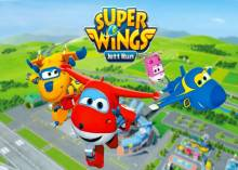 Wallpaper/fond d'écran Super Wings, Parés au décollage ! / coréen: 출동! 슈퍼윙스<br /> chinois: 超级飞侠 (Animes)