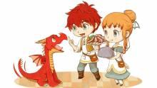 Wallpaper/fond d'écran Little Dragons Café / Little Dragon Café - himitsu no ryū to fushigina shima (リトルドラゴンズカフェ -ひみつの竜とふしぎな島) (Jeux vidéo)