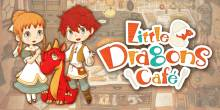Wallpaper/fond d'écran Little Dragons Café / Little Dragon Café - himitsu no ryū to fushigina shima (リトルドラゴンズカフェ -ひみつの竜とふしぎな島) (Jeux vidéo)