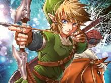 Wallpaper/fond d'écran Zelda (the Legend of) – Twilight Princess / Zelda no Densetsu - Twilight Princess (ゼルダの伝説 トワイライトプリンセス) (Shōnen)