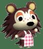 Visuel Cousette - Nom original: あさみ, Asami (Animal Crossing)