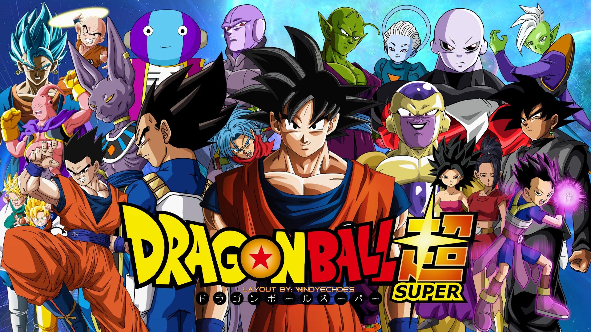Dragon Ball Super Animes Resumes Avis Fiches Personnages Wallpapers Et Bien Plus Shoshosein